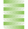abstract green spring background with gradient vector image