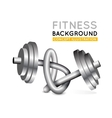 Weights twisted in a knot vector image