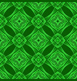 seamless texture on green background vector image