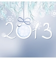 2013 Happy New Year background EPS8 vector image