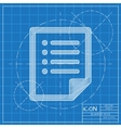 document icon Eps10 vector image