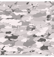 military camouflage pattern Hand drawn vector image