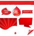 Blood Elements vector image