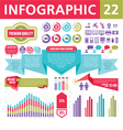 Infographics Elements 22 vector image vector image
