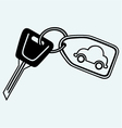 Key chain Image vector image