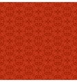 Seamless Texture on Red Element for Design vector image
