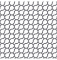 circle curve seamless pattern background vector image