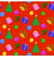 Chistmas pattern vector image