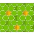 Abstract Star Seamless Pattern Background vector image