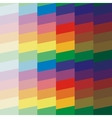 Abstract design geometric mosaic background vector image vector image