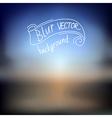 blur8 vector image