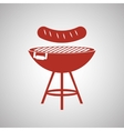 Grill design bbq and menu concept editable vector image