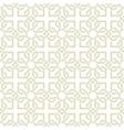 arabic pattern vector image