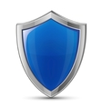 shield symbol vector image vector image