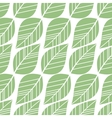 green leaves seamless vector image vector image