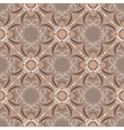 Ornamental seamless pattern vector image