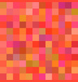 Geometric abstract square mosaic background - vector image