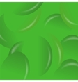 Green Candy Background vector image