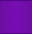 purple background wave effect neon glow vector image