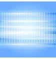 Light blue white shiny art background vector image