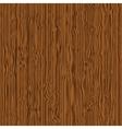 Brown wooden texture vector image