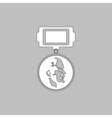 USSR Order computer symbol vector image