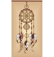 Dreamcatcher Rope vector image