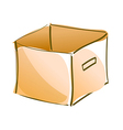 icon box vector image