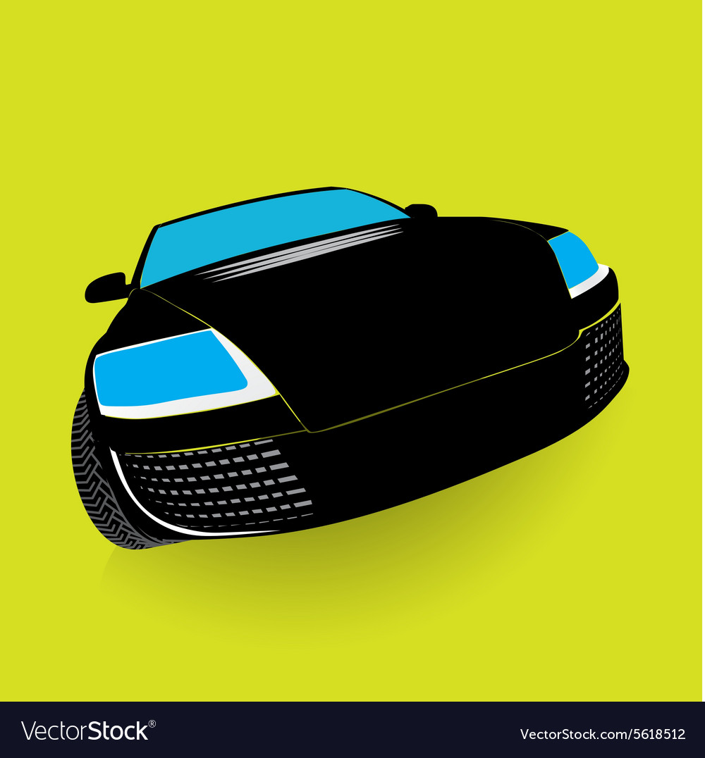 My own car design vector
