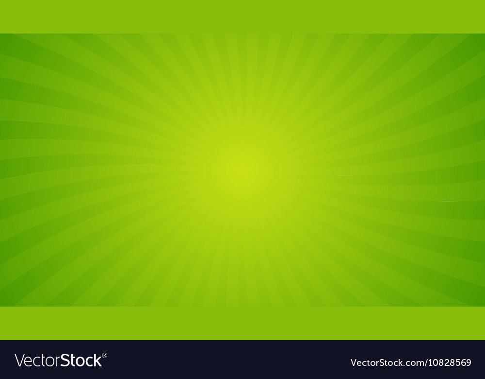 Spiral rays background vector