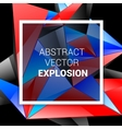 technology abstract background Abstract vector image