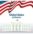 United states patriotism design vector image
