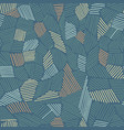 seamless striped pattern vector image