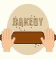 bakery shop vector image
