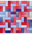 Seamless Gradient Mesh Square Blocks vector image