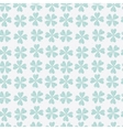 Seamless abstract floral patterns vector image