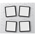 Set Realistic frame Perfect for your vector image