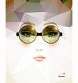 women face vector image