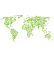 Natural geography vector image