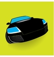 My own car design vector image