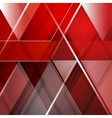 Geometric abstract background straight lines and Vector Image