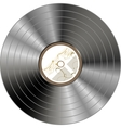 retro vintage vinyl record isolated - vector image