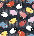 sheep seamlesscolor vector image