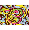 Seamless abstraction vector image