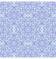 seamless pattern with bright lilac ornament Tile vector image