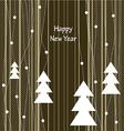 happy new year 3123 vector image