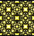 complex seamless pattern of rhombuses vector image