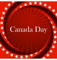 Canada Day vector image vector image