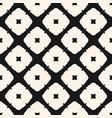 ornamental seamless pattern geometric texture vector image