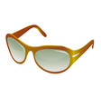 trendy sunglasses vector image
